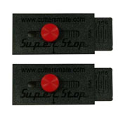 Super Stops (pack of 2) for Waffle Grid