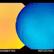 Thin Black - Yellow/ Blue Dichroic 90 COE