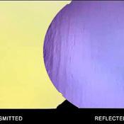 Thin Black - Yellow / Purple Dichroic 90 COE