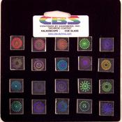 1/2 in. Kaleidoscopes 33 coe