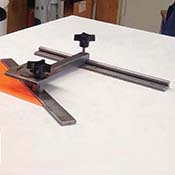 Monorail Angle System (use with a monorail stripper)