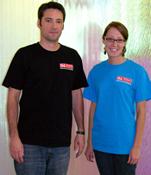 D&L Logo T-Shirt Black size Medium