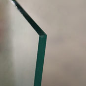 Double Strength (1/ 8 in.) Large Sheet Clear Float Glass