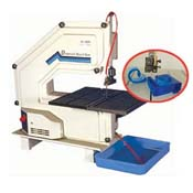 Diamond Laser 5000 Band Saw with Water Pump