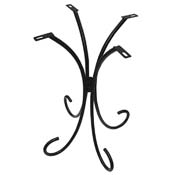 Wrought Iron Table Legs - 19 in.
