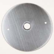 Chrome Blade (4 in.) for Came Saw