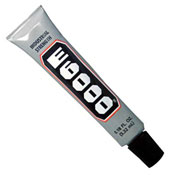 Mini Tube of E6000 Adhesive (0.18 oz) ++