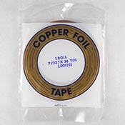 Copper Foil (7/32 in.) 1.25 mil - Edco