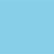 Transparent Enamel Sky Blue
