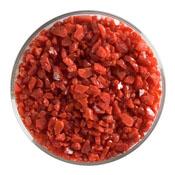 Red Coarse Frit 90 COE (1 Pound Jar)