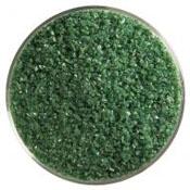 Dark Forest Green Opal Medium Frit 90 COE (1 Pound Jar)