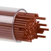Deep Red Opal 17-1/2 in. Stringer 90 COE (6.5 oz. tube)
