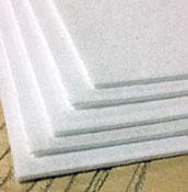 1/16 in. Fiber Shelf Paper (24 in. x 24 in.)