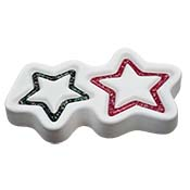 Holiday Stars Mold - 9 x 5 in.