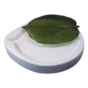 Kiwi Leaf Texture Mold - 9-3/4 in. x 7-3/4 in. x 1-1/2 in.