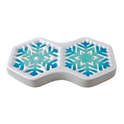 2016 Snowflake Mold - 10 x 5.5 inch