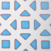 Dicro Slide - Tiles - Warm color shift - 3-1/4 x 8 in. sheet