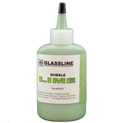 Lime Glassline Bubble Paint (2 oz.)