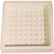 Dot Coaster Mold -5 x 5 in.