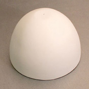 Small Round Drape Mold - 2.75 x 4.25 in.