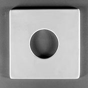Small Drop Tile Mold - 6 x 6 in.