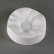 Smaller Organic Bowl Slump Mold - 7 dia. X 2.5 in.
