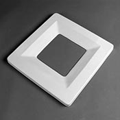 Square Shelf Ring Mold - 10 in.