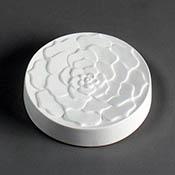 Succulent Texture Slump Mold - 4.75 in.