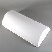 Cylinder Drape Mold - 9 x 4.25 x 2 in.