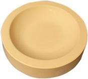 10 Round Ceramic Slumper Mold