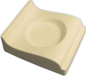 Wave Appetizer Mold- 7.5 x 6.5""