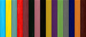 Inclusion Paper Plain - 15 colored 10.25 in. sheets