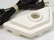 Ceramic Lamp Base for GM32 Hex