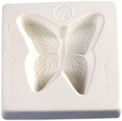 Butterfly Fritter Glass Casting Mold -5.875 x 5.875