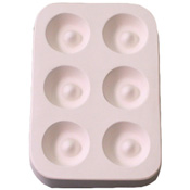 Holey Hoops - 7.25 x 5 in.