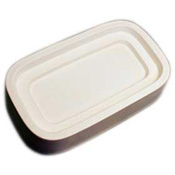 Butter Dish Base Mold - 7 x 4.5 in.