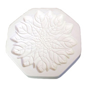 Large Poinsettia Mold - 12 x 1.75 in.