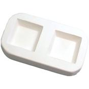 Castacab Squares Mold - 3 x 5.25 in.