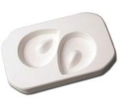 Castacab Holey Tears Mold - 3.25 x 5.5 in.