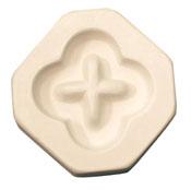 Clover Holey Pendant Mold - 2.75 x 2.75 in.