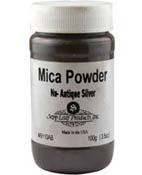 Mica Powder - Nu-Antique Silver