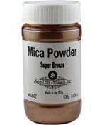 Mica Powder - Super Bronze