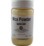 Mica Powder - Sparkle Gold