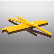 Neo-Cad Yellow Crayon Boromax 20 in. Rod 33 COE