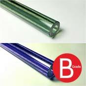 Blue Medusa (CFL) B-Grade Tube 33 COE (1/4 lb. minimum order)