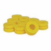 Yellow Groove Grommets (10) for Taurus II Saw