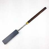 Graphite Paddle - Rounded Edge - 1 x 4 in.