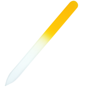 Yellow Nail File Medium 5-3/8 x 1/2 in. (pack of 5)