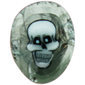 Skull Murrini Borosilicate 33 COE (4 Gram minimum)