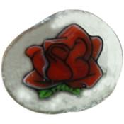 Rose Murrini Borosilicate 33 COE (4 Gram minimum)